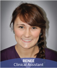 Renee, Clinical Assistant